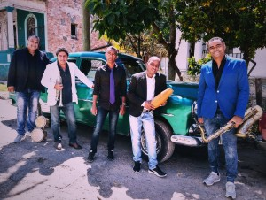 Barriada Quinteto